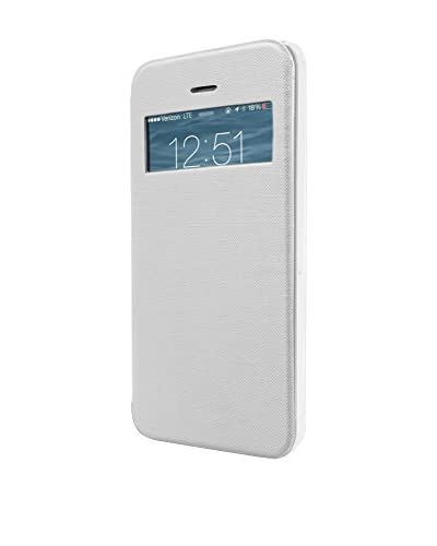 Unotec Funda Flip-S iPhone 5 / 5S Blanco