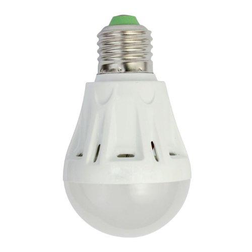 85~265V E27 2~12W 9~37Smd Led Globe Bulb Light Lamp Cool Warm White (Warm White, 5W 18Smd)
