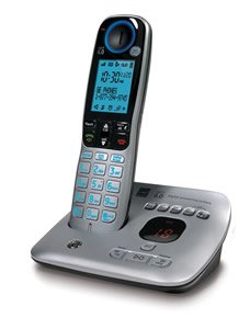 Cct/Ge Ge-30522Ee1 Cordless Phone With Caller Id/Call Waiti