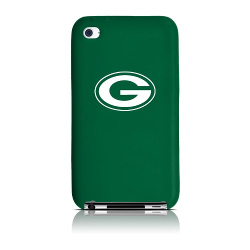 Tribeca FVA3703 Varsity Jacket iPodTouch - 4th Generation - Green Bay Packers -Silicone - Dark Green at Amazon.com
