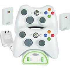 Xbox 360 Charging Station with 2 Battery Packs