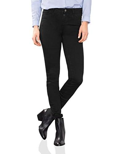 ESPRIT Pantalón  Negro W42L32