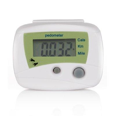 LCD Digital Pedometer Walking Calorie Counter