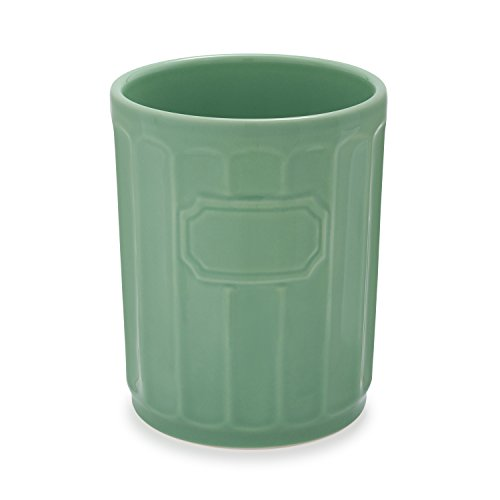 Sur La Table Utensil Crock A11159 RED , Green (Green Utensil Crock compare prices)