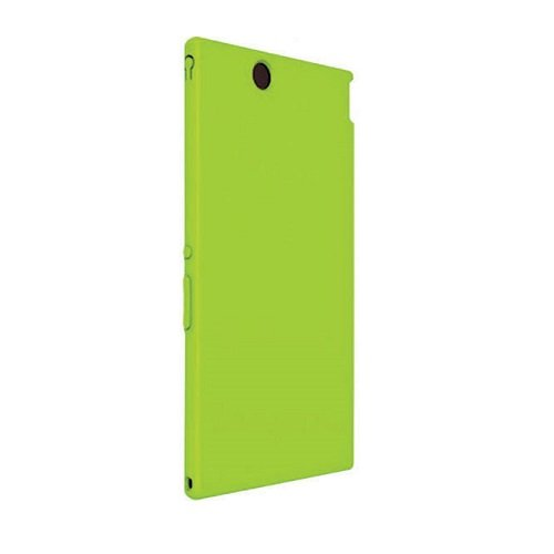 Switcheasy Numbers Hybrid Case For Sony Xperia Z Ultra - Retail Packaging - Juicy Lime