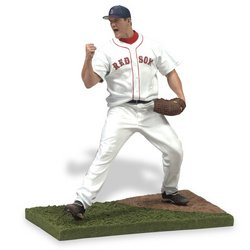 McFarlane Toys MLB Sports Picks Series 19 Action Figure Jonathan Papelbon - 1