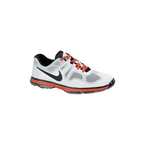 info for eb398 850c2 Nike Golf Men s Nike Lunar Ascend II Golf Shoe Light Base Grey White Black  Black 8 5 M US