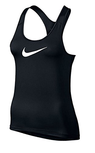 NIKE Womens Dri-Fit Pro Hypercool Training Tank Top, Anthracite, XS, 615724 060