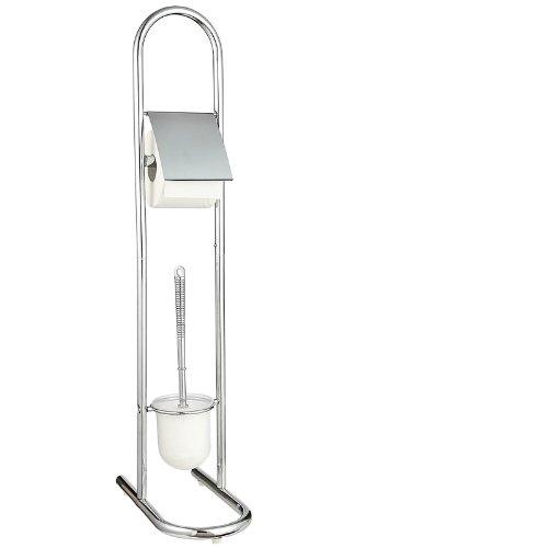 Accesorios De Baño Tiger:de papel higiénico y escobilla para baños Dispensador de