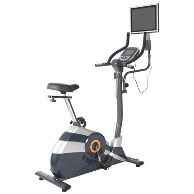 Game Rider Pro Gaming Bike and System with TV Screen