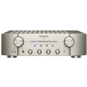 Marantz Amplifier Silver Gold Pm-8004/fn
