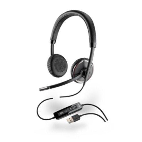 Plantronics 88861-01 Blackwire C520 Usb Binaural Headset (Pl-88861-01)