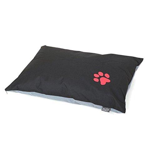 FREUND-Komfort-6-cou228nr-Kissen-fr-Hunde-aus-Form-Rechteck-zweifarbig-70-x-45-cm