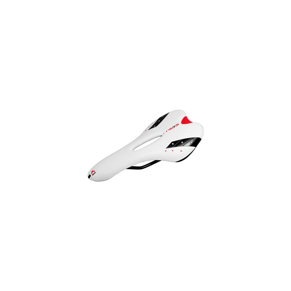 New Sports Cycling Narrow Cut out Center Mountain Bike Saddle Road Racing Bicycle White Leather Seat Lightweight