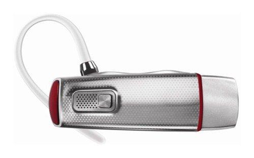 MOTOROLA 日本正規品 ユニバーサル Bluetoothヘッドセット モトローラHZ720シルバー MOT-HZ720