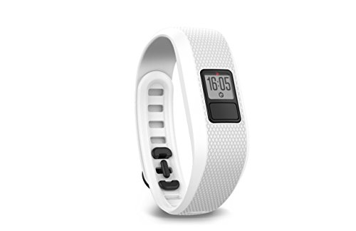 Garmin vivofit 3 Activity Tracker, Regular fit - White