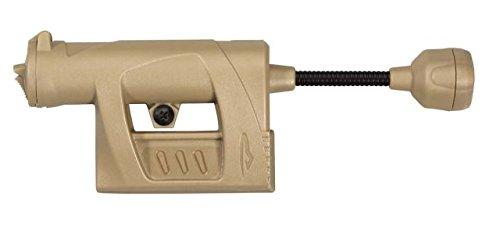 Princeton Tec Charge Mpls 55 Lumen Head Light, Tan W/ Red/White/Ir Led C-Rwi-Tan-Usa