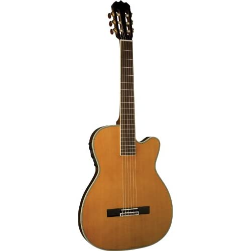 alvarez fcc7603 fusion series chambered classical acoustic electric guitar. Black Bedroom Furniture Sets. Home Design Ideas