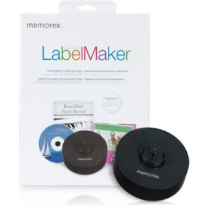 Memorex CD/DVD Labelmaker Kit (32020029065) (Cd Label Software compare prices)