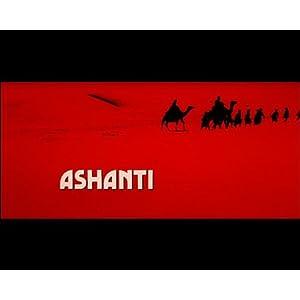 Ashanti [Blu-ray] [Import anglais]