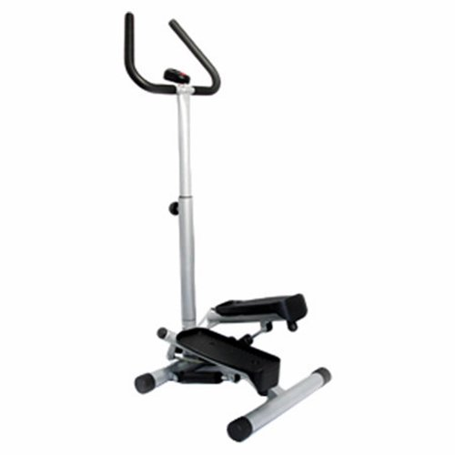 Twist Mini Stepper with Handle Bar Exercise Machine Fitness Equipment Steppers Exercise Equipment Home Exercise Equipment
