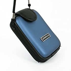 Universal Blue Case for Nikon Coolpix Digital Cameras