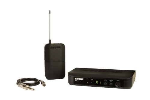 Shure Wireless Guitar System Blx14, H8