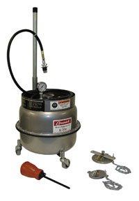 Branick G300 Pressure Brake Bleeder with Universal Adapters by Branick