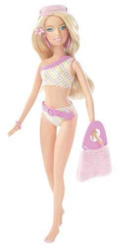 Barbie Beach Glam: Barbie - 1
