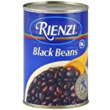 Rienzi Black Beans 15 oz