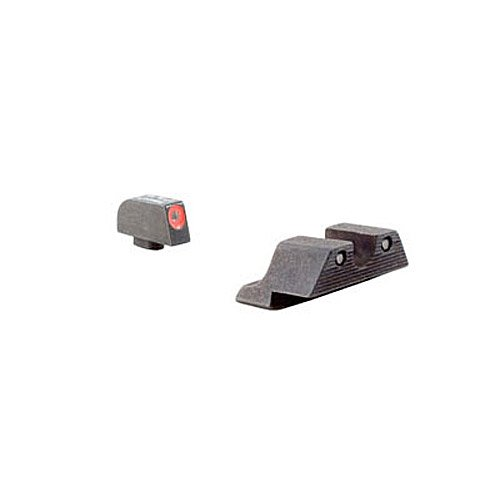 Trijicon GL104O HD Night Sight Set with Orange Outline for G