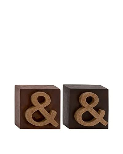 Wood Block & Symbol