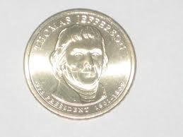 2007-P Uncirculated Thomas Jefferson Dollar