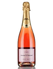 Heretat El Padruell Cava Rosado NV - Case of 6