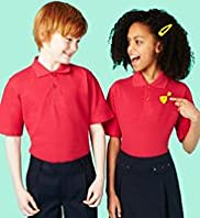 2 Pack Outstanding Value Unisex Polo Shirts
