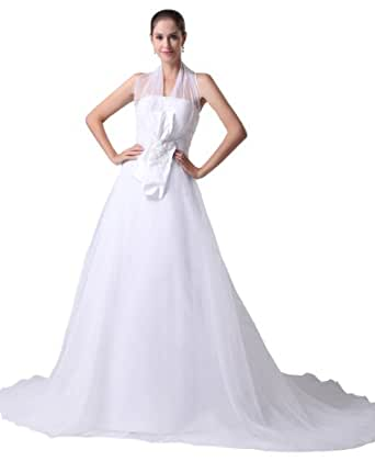 Herafa Wedding Dress Elegant NOw35060 At Amazon Womens Clothing Store