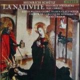 【※CDではありません】シュッツ:クリスマス・オラトリオ【中古LP】