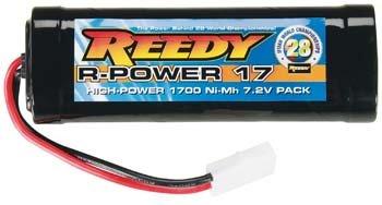 689 Reedy R-Power 1700mAh NiMH 7.2V Stick Pack TAM