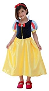 Rubie's - Disney - I-883680L - Costume - Blanche-Neige - Taille L - 7-8 ans