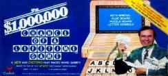 Cardninal NO.5000 The $1,000,000 Chance Of A Limetime Board Game
