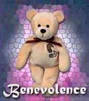31bAXDBZ9xL Buy  Benevolence the Good Samaritan Bear