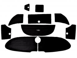 Yamaha Jet Boat Exterior Traction Mats SR230/AR230/AR30 CA/SX230/SX230 CA 2003 2004