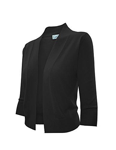 cielo-womens-knit-cropped-sweater-layered-shirttail-sweater-bolero-cardigan-large-sw620-black