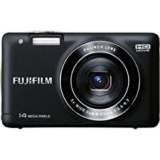 Fuji FinePix JX5001 4MP 5XOPT Camera Black