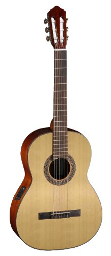 Cort Acc11Me-Nat Cort Classical Guitar with Equalizer