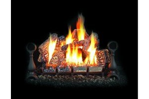 Napolean Fireplaces GVFL18P 18 in. Vent Free Gas Log Set (Napolean Gas Stove compare prices)