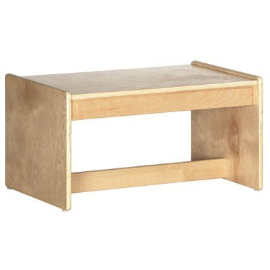 Ecr4Kids Birch Living Room Coffee Table front-1040741