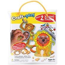 Crafty Craft-n-Play Activity Kit: Lion & Monkey