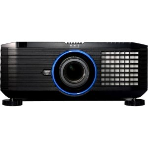 InFocus IN5554L DLP Projector - 720p - HDTV - 16:10 - 400 W - SECAM, NTSC, PAL - 2000 Hour - 2500 Hour - 1280 x 800 - WXGA - 2,400:1 - 7000 lm - HDMI - VGA In - Ethernet - 960 W - 2 Year Warranty - IN5554L