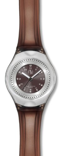 Nursing Cyber Scrub Gel Watch with Military Time ~Chocolate